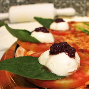 Pizza - Pimenta Romã