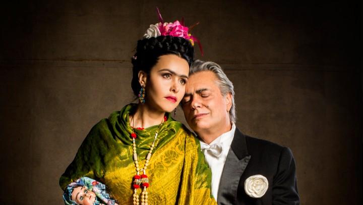 Após temporada de sucesso em São Paulo e Rio de Janeiro, 'Frida Y Diego' reestreia dia 08 de agosto, no Teatro J. Safra.
